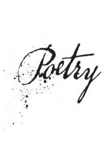 Improving Your Poetry