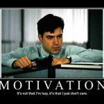 Motivation and Productivity