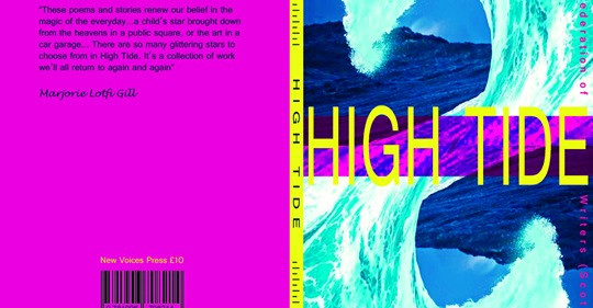 The federation of writers Scotland's new work - High Tide